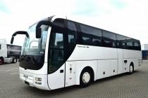 Автобус Москва - Минск MAN 51