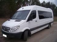 Автобус Москва - Кишинев MERCEDES 21