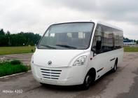 Автобус Москва - Речица NEMAN 420222-11