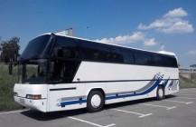 Автобус Москва - Витебск NEOPLAN 50