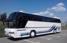 Автобус Москва - Горловка NEOPLAN 50