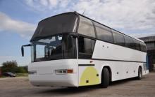 Автобус Москва - Макеевка NEOPLAN 40