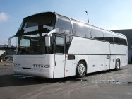 Автобус Москва - Мозырь NEOPLAN (44)