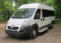 Автобус Москва - Новосиль Peugeot Boxer (16)