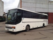 Автобус Москва - Санкт-Петербург SETRA 49