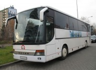 Автобус Москва - Донецк SETRA  S 315 GT